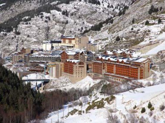 Sport hotel hermitage spa amigo ski - Sport hotel hermitage soldeu ...