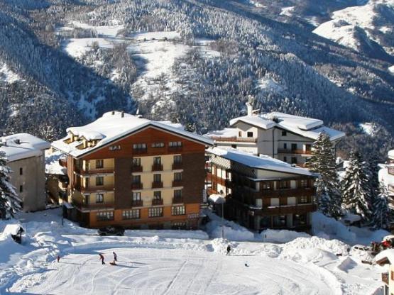 HOTEL STELLA ALPINA » Amigo Ski